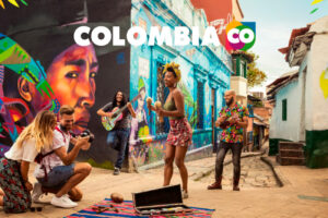 Procolombia Colombia Advertisement no words focus senses commercial FRAMEN