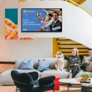 Mediengruppe Nürnberg Framen CosH Werbung DOOG Kampagne Advertising
