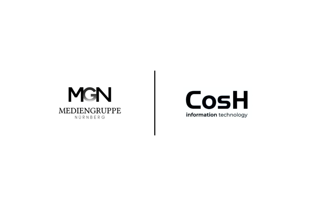 CosH trifft ins Auge von B2B-Kunden MGN Mediengruppe Nürnberg