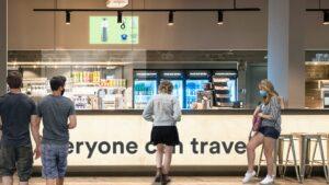 a&o FRAMEN screen provider advertising Bildschirme digitales Marketing
