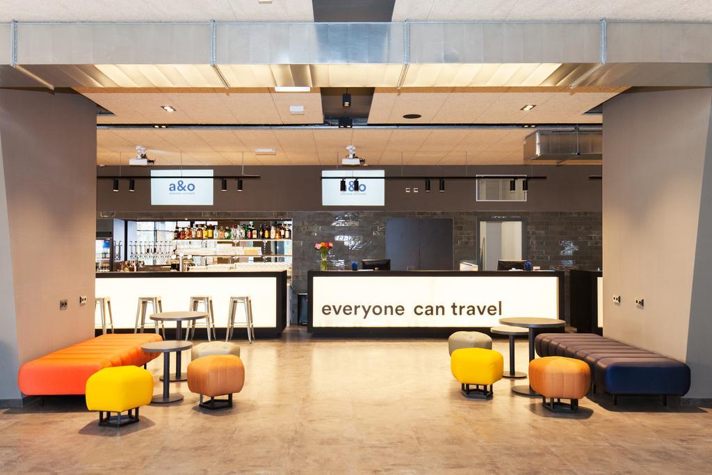 a&o hostel hotel gastronomic hospitality Framen werbung content platform DS digital signage digital out of home dooh